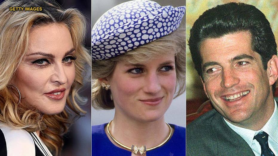 Princess Diana and Madonna both turned down offers from JFK Jr. to appear in George magazine