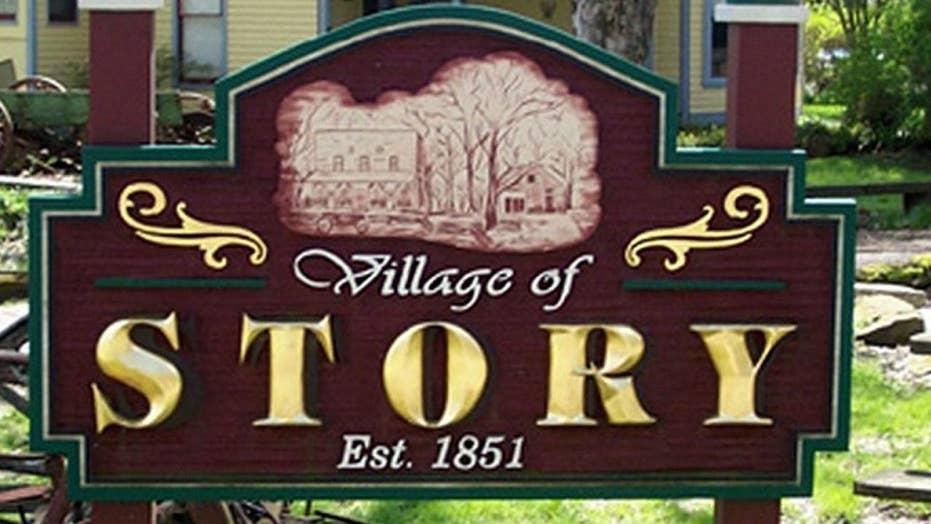 Tiny Indiana town hits the market for $3.8 million