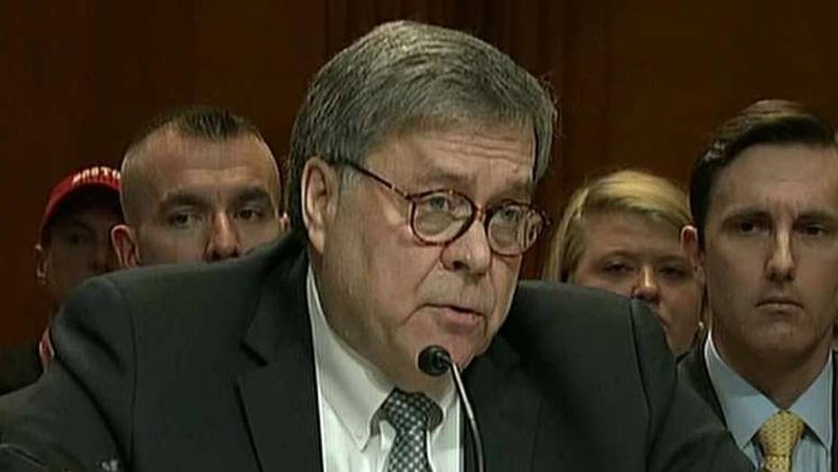 Attorney General Bill Barr alleges the FBI spied on the 2016 Trump campaign