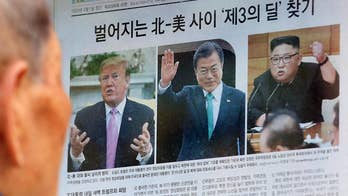 Trump, South Korea hope to forge path forward after stalled denuclearization talks