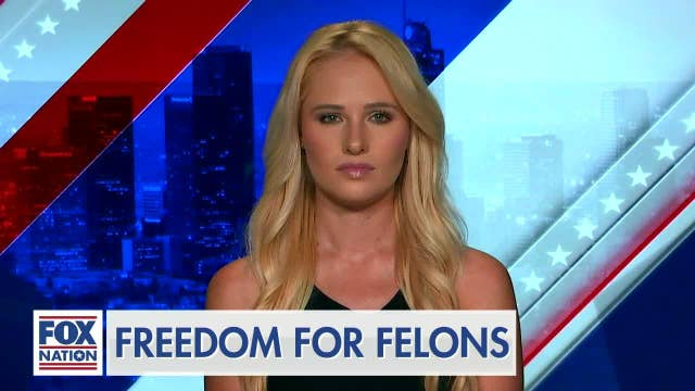 WATCH: Tomi Sounds Off on 'Grandpa Socialist's' Support for Prisoners Voting