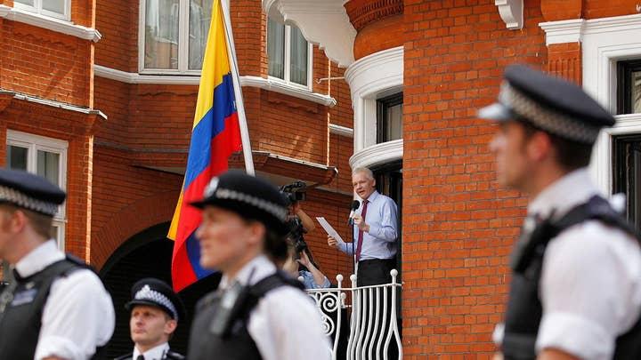 Ecuador revokes WikiLeaks founder Julian Assange's asylum