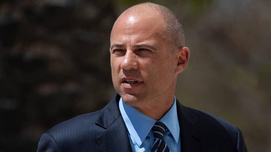 Michael Avenatti's jet seized from Santa Barbara airport