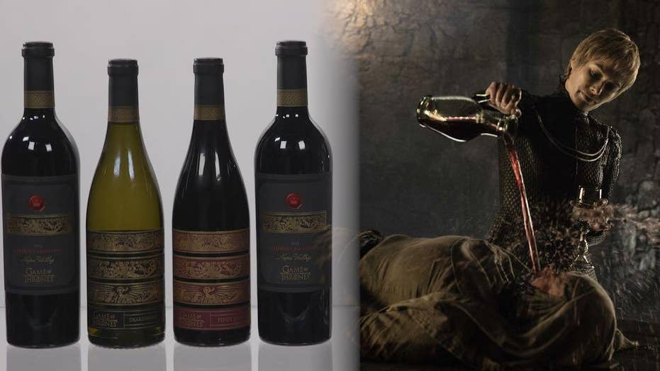 Which 'Game of Thrones' character would you pair with these wines?