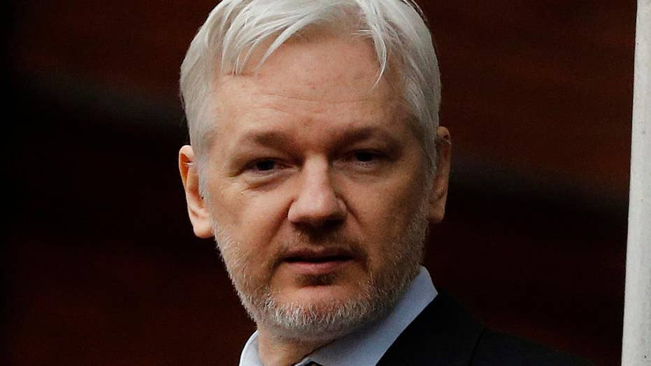 Assange accused of one of the largest compromises of classified information in US history