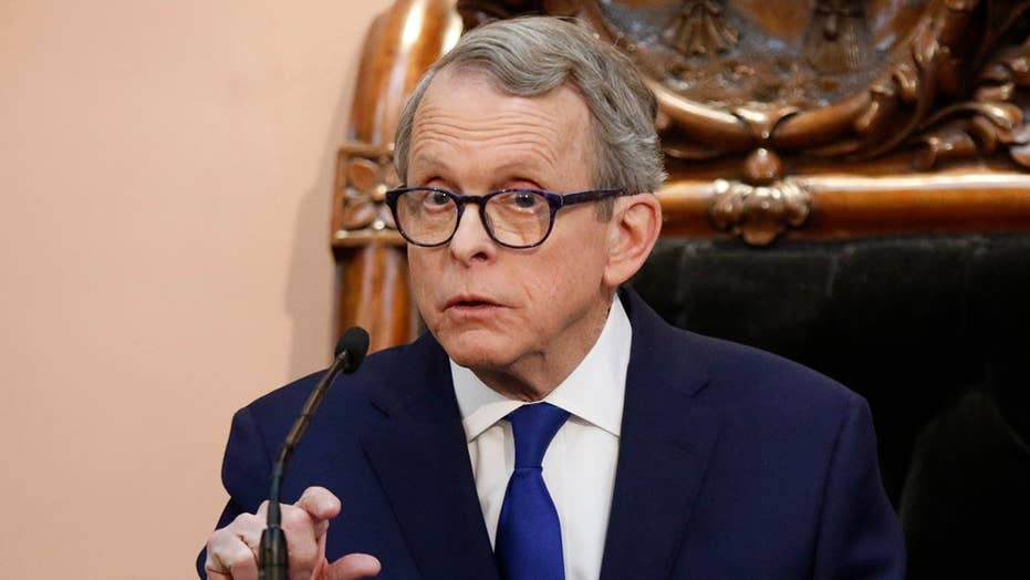 Ohio governor signs ban on abortion after first heartbeat