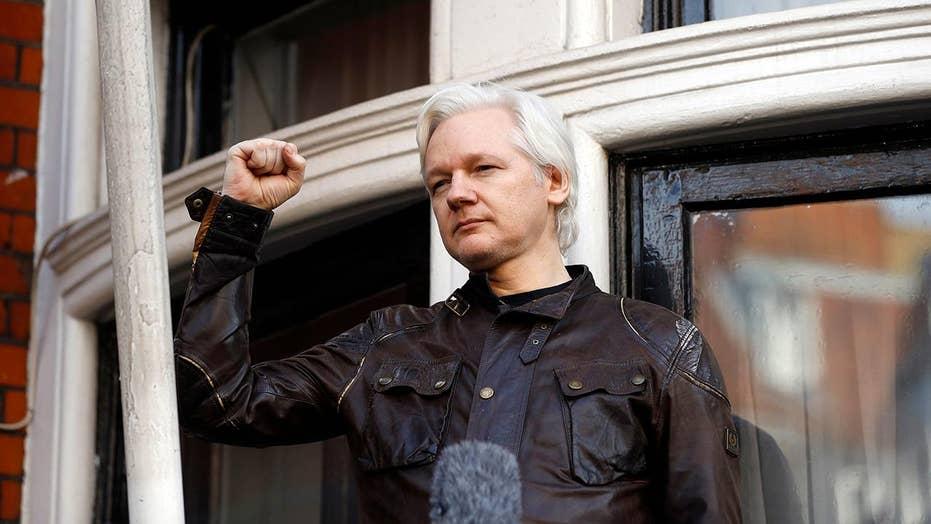 Julian Assange expected to figure into Mueller report