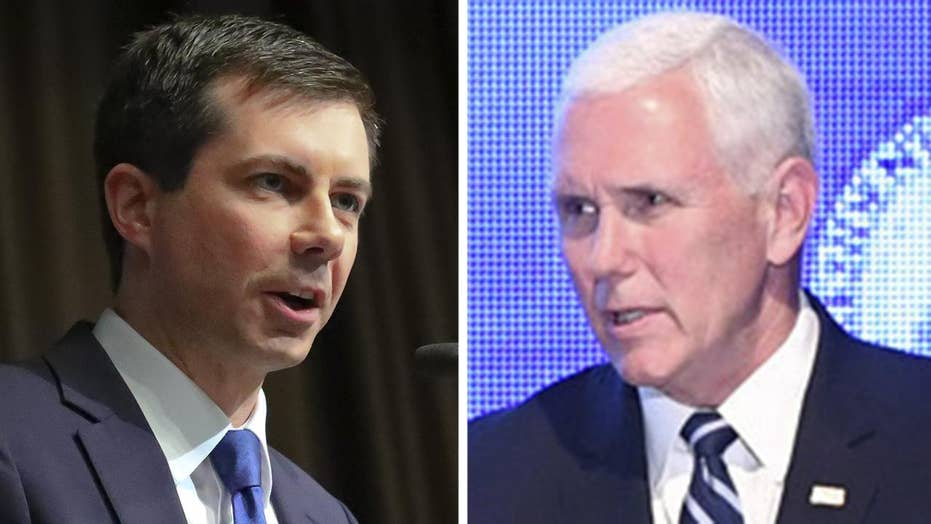 Rob Smith I M Gay And Support Mike Pence Don T Believe Pete Buttigieg S Claim That Pence Is Anti Gay Fox News