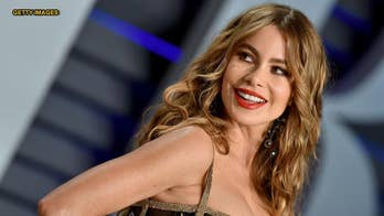 Sofia Vergara throws it back to the '90s in topless Instagram snap