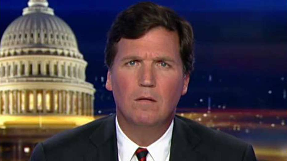 Tucker: People are mad at Assange instead of Obama
