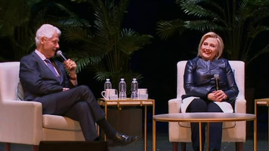 The Clintons talk about abolishing the electoral college
