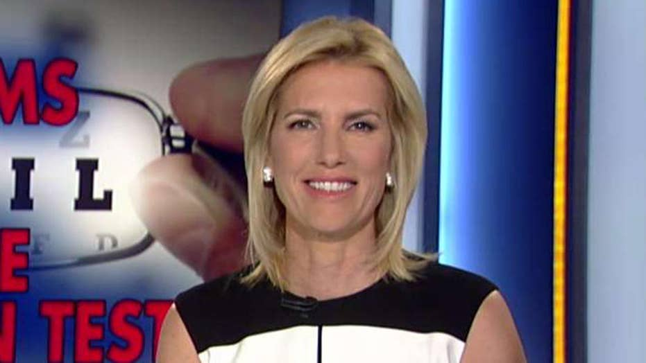 Ingraham: Democrats fail the vision test