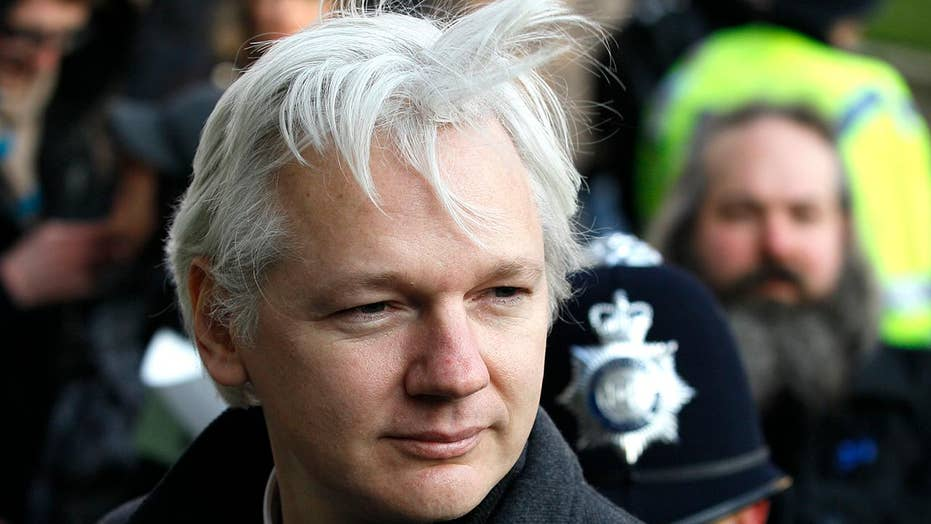 WikiLeaks founder Julian Assange charged with conspiracy by the US