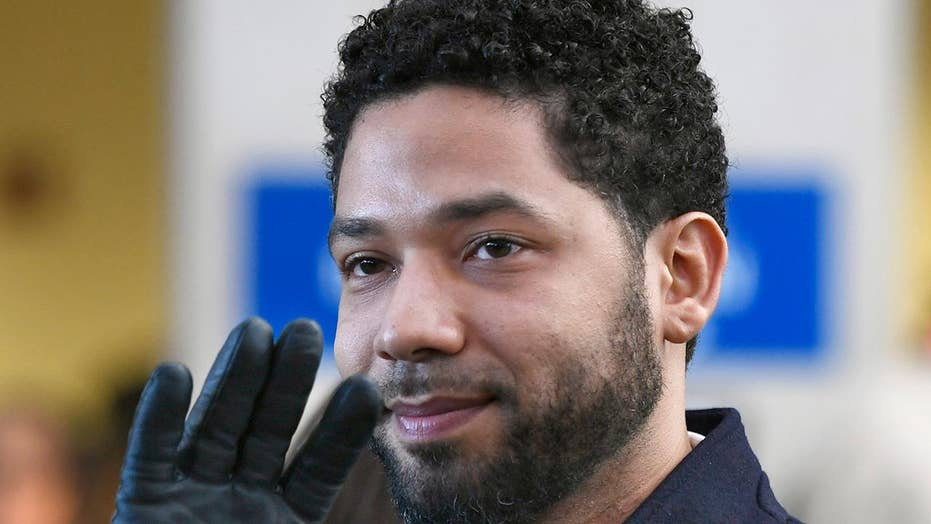 Chicago sues Jussie Smollett for investigation costs after actor refuses to reimburse city