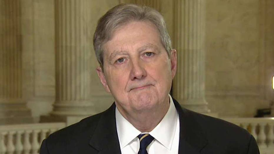 Sen. John Kennedy: Clearly there were people at the FBI who surveilled both the Trump and Clinton campaign