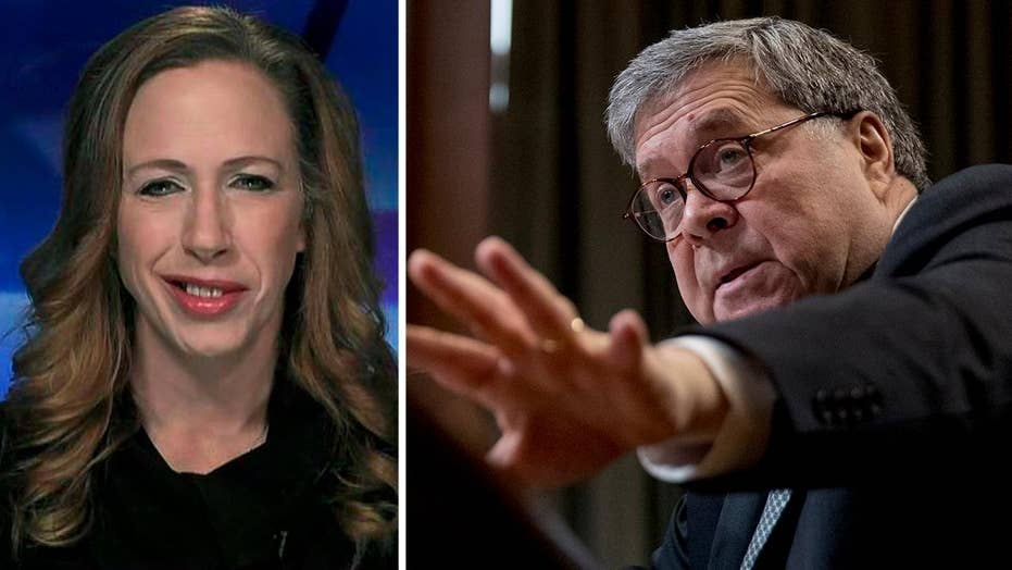 Kimberley Strassel: AG Barr brings accountability, he was 'right to call this what it is' says 'it is spying'