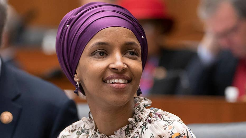 Rep. Ilhan Omar under fire for 9/11 remark