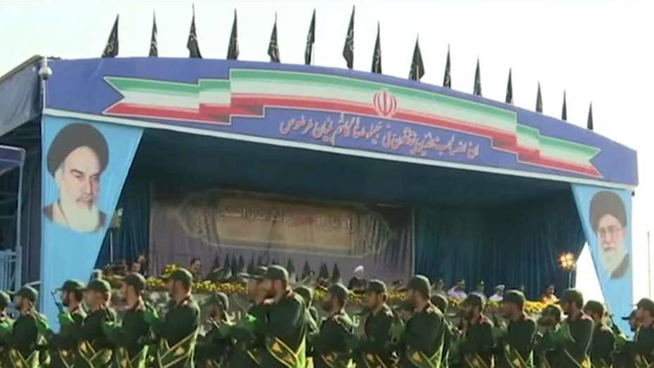 What does a IRGC apprehension nomination meant for a destiny of US-Iran relations?