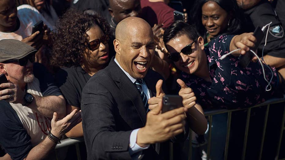 Corey Booker officially kicks off 2020 campaign