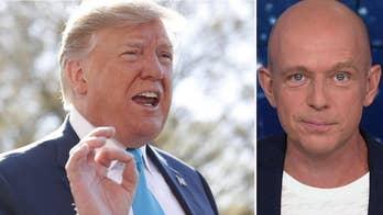 Steve Hilton: Keep 'purging,' Mr. President - get rid of people blocking the Trump agenda