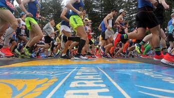 Security remains tight as 123rd annual Boston Marathon gets underway