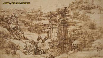 500 years after Leonardo da Vinci's death, experts discover he was ambidextrous