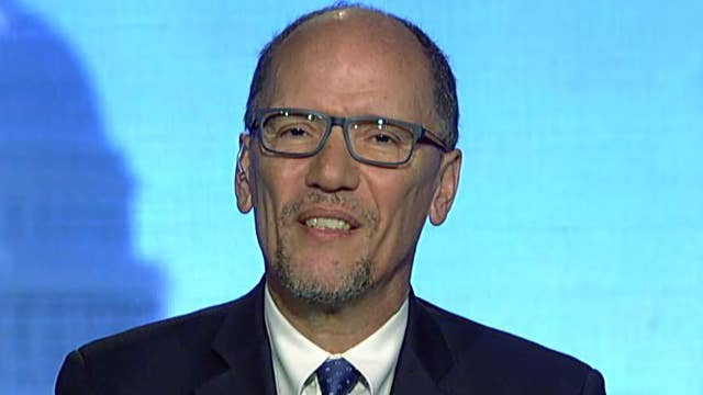 DNC Chair Perez on competing with Trump's fundraising, keeping Democrat debates off Fox News