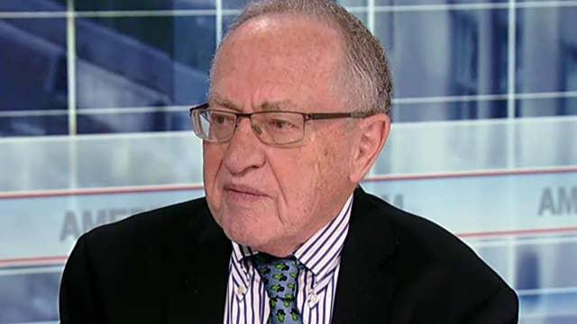 Alan Dershowitz on the Mueller report: 'The double standard is unbelievable'