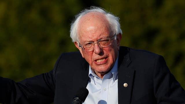Bernie Sanders reveals millionaire status