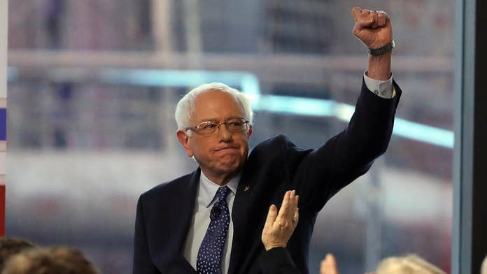 Sanders has Americans 'feeling the Bern' -- Here's why this man is unlikely leader of the pack