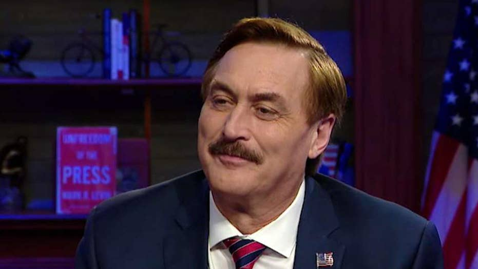 Mypillow S Mike Lindell Opens Up On His Battle With