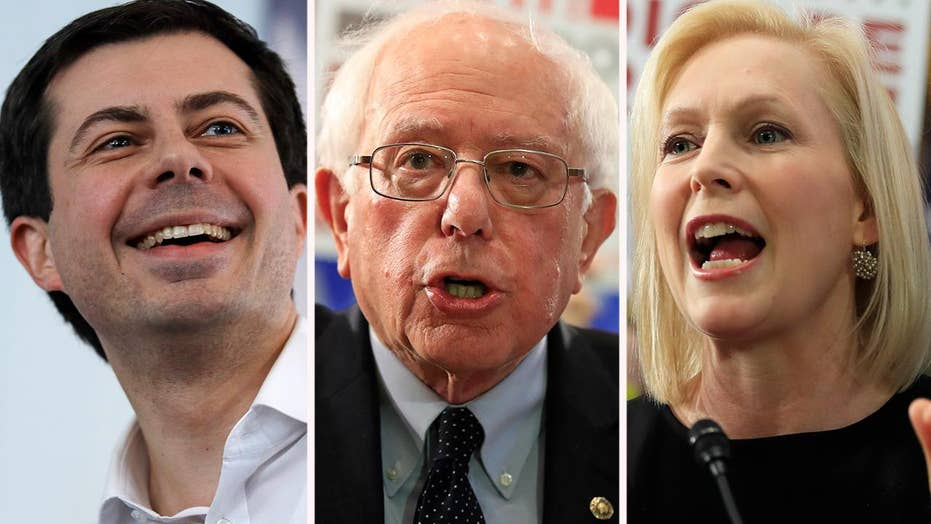 Is the crowded 2020 Democratic field a sign of a fractured party?