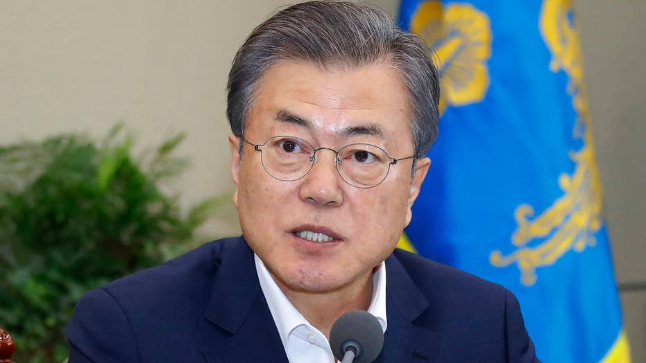 South Korea's Moon seeking another summit with Kim Jong Un
