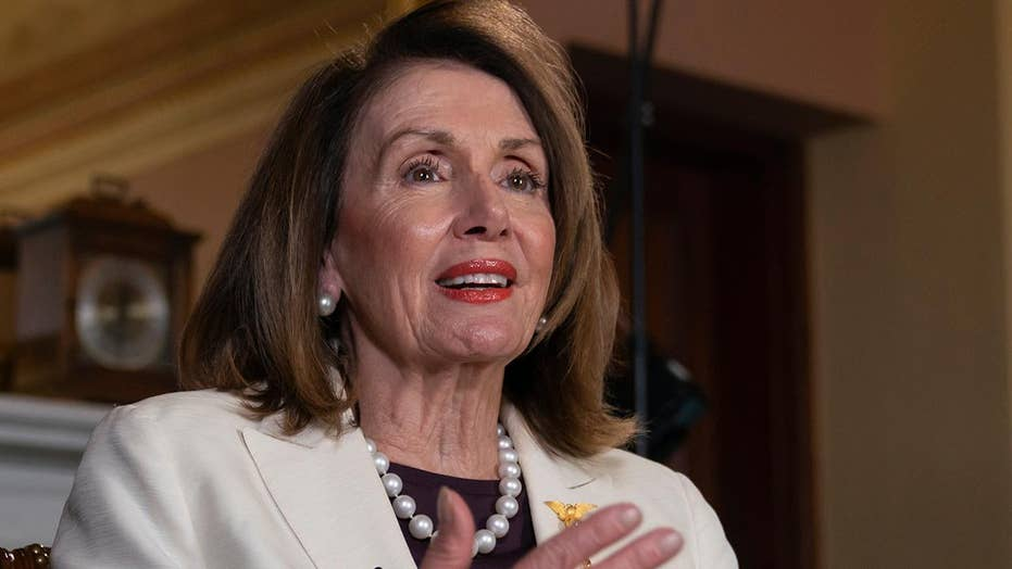 Democrats divided? Nancy Pelosi takes shots at socialism, party's progressives