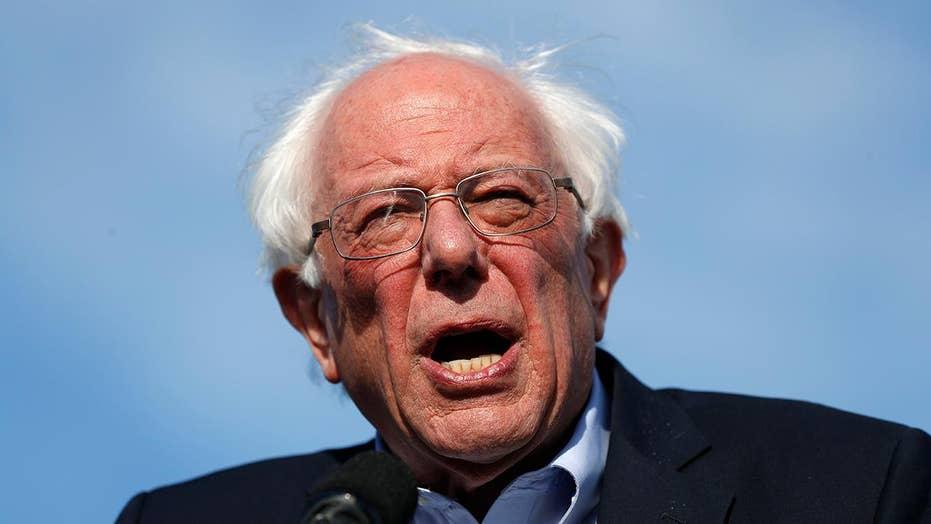 Bernie Sanders releases tax returns