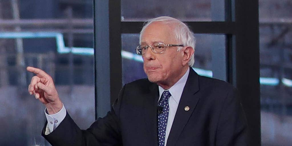 Bernie Sanders, at combative Fox News town hall, makes no