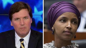 Tucker Carlson: Those accusing Trump of trying to harm Omar are trying to control what you say