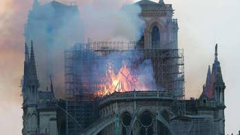 Greg Garrett: Notre Dame Cathedral has meaning for us all – Here's why the world now mourns