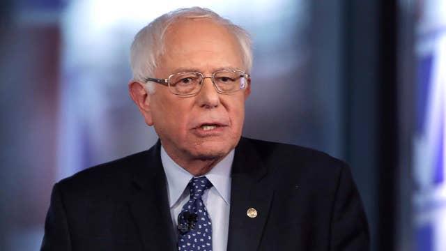 Chris Stirewalt: Bernie Sanders is the unequivocal ...