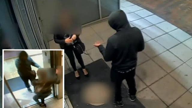 Maryland man poses as rideshare driver, robs woman