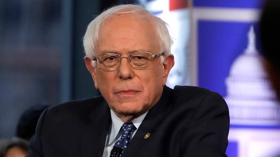 Bernie Sanders defends personal income, 'Medicare-for-all' plan at Fox News town hall