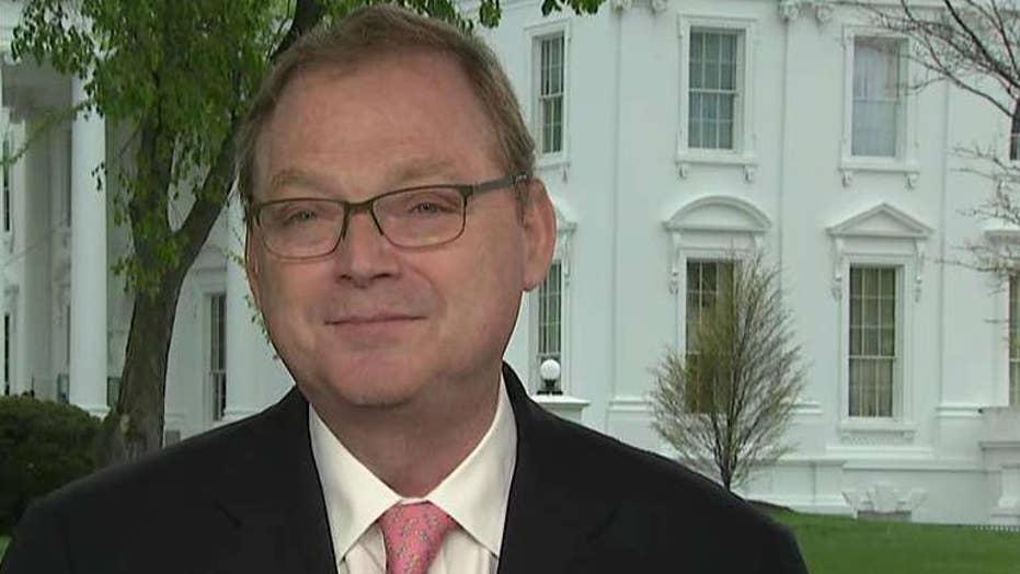 Kevin Hassett to critics of Trump's tax overhaul: If tax cuts didn't create job growth, 'was it the Martians?'