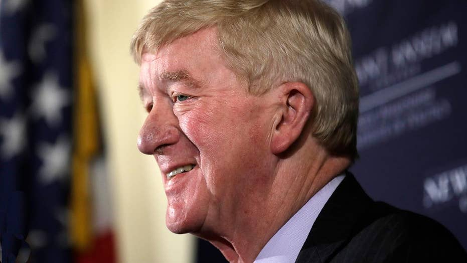 Bill Weld launches Republican primary challenge to President Trump