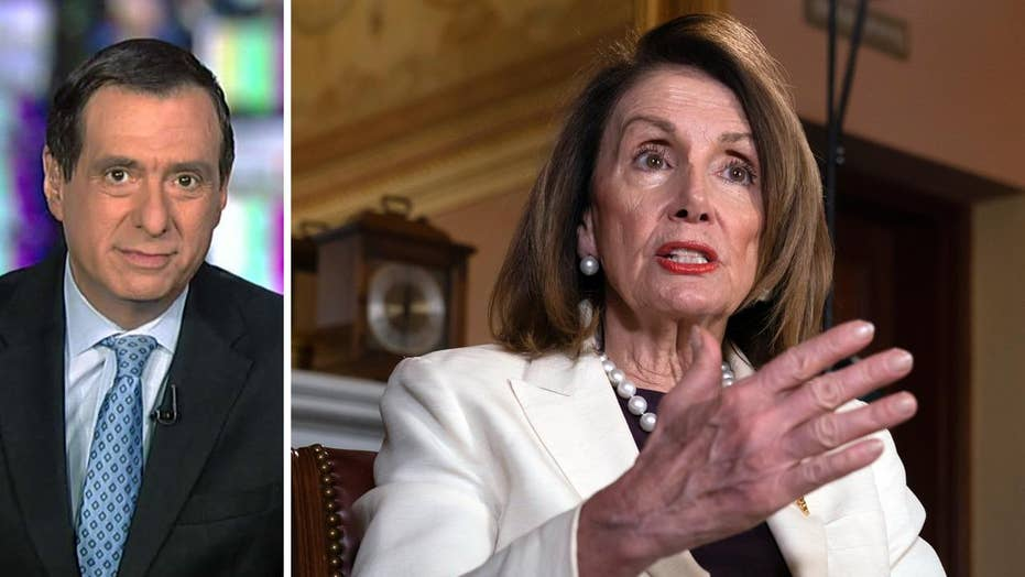 Howard Kurtz: Nancy Pelosi getting bruised for reining in left-wing Democrats