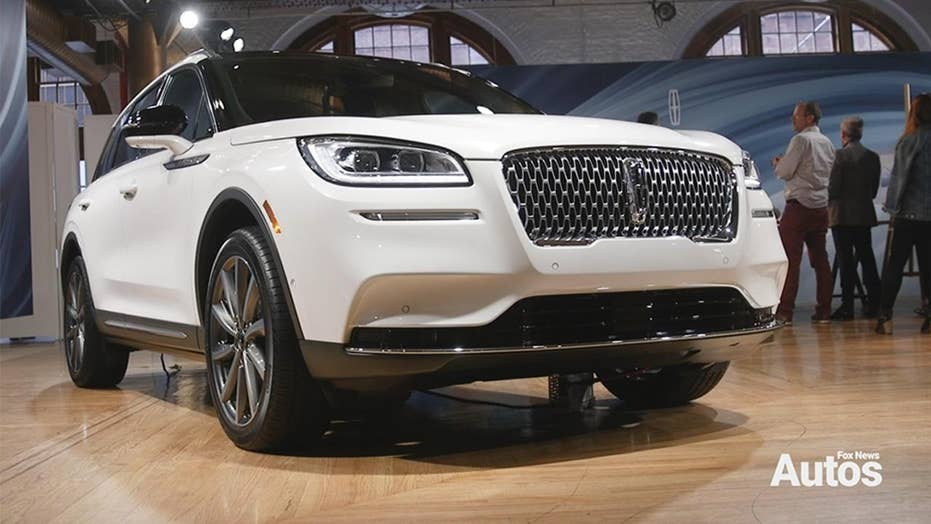 2020 Lincoln Corsair Looks To Make Waves In The Compact Luxury Suv