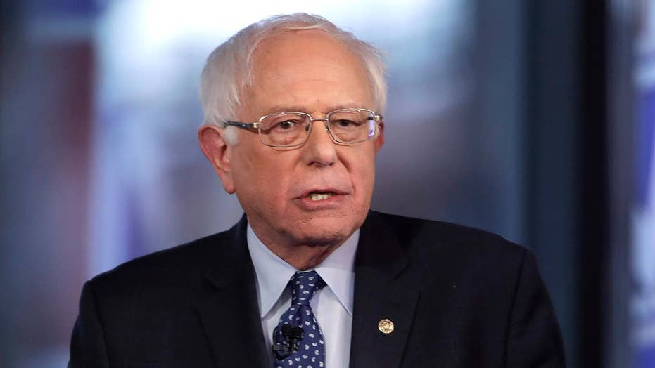 Bernie Sanders might have saved money with President Trump's tax cuts