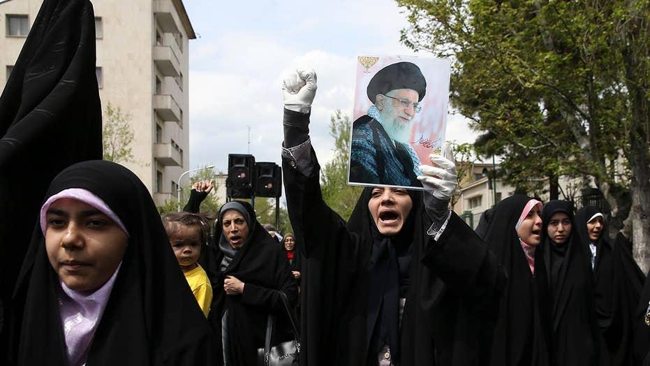 ایران به شدت به طبقه بندی نیروهای نظامی ایالات متحده در خاورمیانه به عنوان تروریست ها رای داد