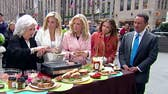 Paula Deen grills up a unique Easter spread on 'Fox & Friends'