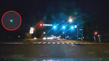 SEE IT: Virginia man spots stunning 'meteor' outside of Fairfax