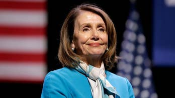 Nancy Pelosi claims 'everything is at stake' in 2020 election